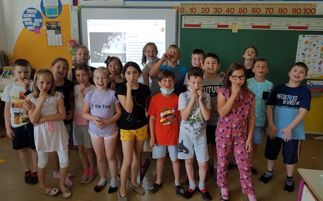 Naravoslovni dan tretješolcev